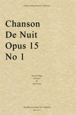 Elgar - Chanson De Nuit
