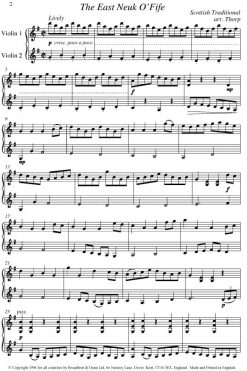 Traditional - Fiddling Around Book 1 (Violin Duets) - Digital Download