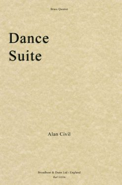 Alan Civil - Dance Suite (Brass Quintet)