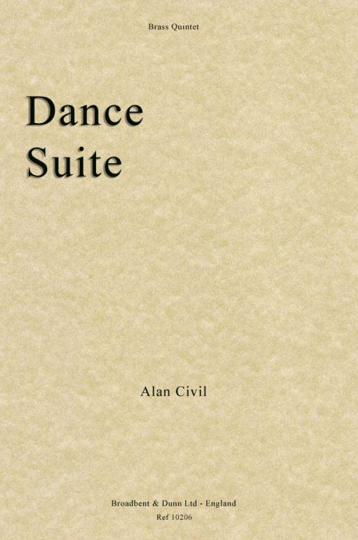 Alan Civil - Dance Suite (Brass Quintet)