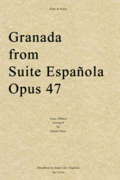 Albéniz - Granada from Suite Espaà±ola