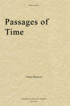 Alan Danson - Passages of Time (Brass Quintet)