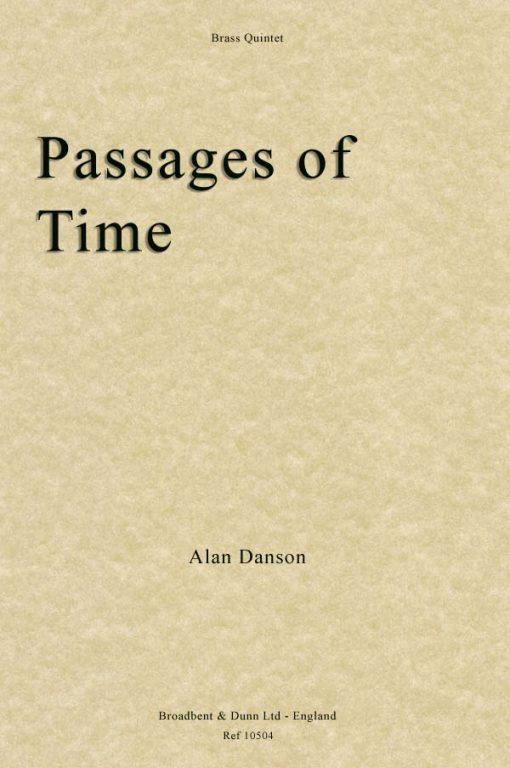 Alan Danson - Passages of Time (Brass Quintet)