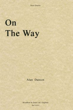 Alan Danson - On The Way (Horn Quartet)