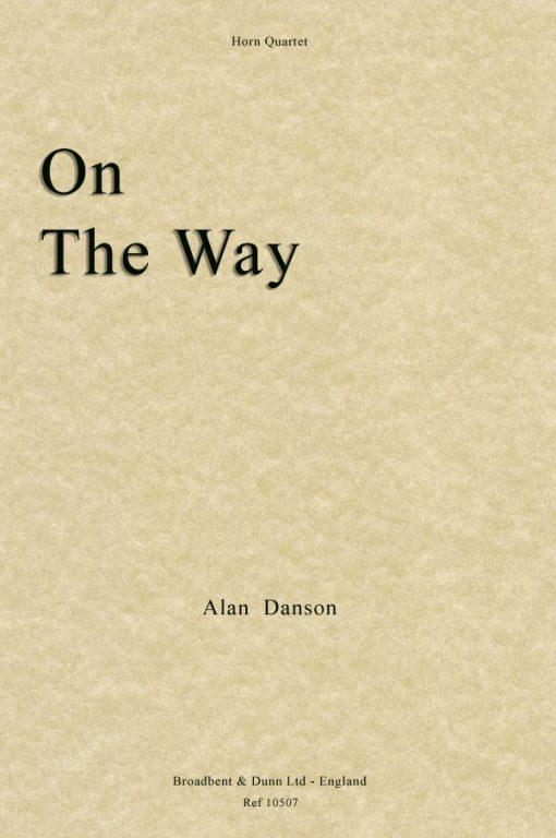Alan Danson - On The Way (Horn Quartet)