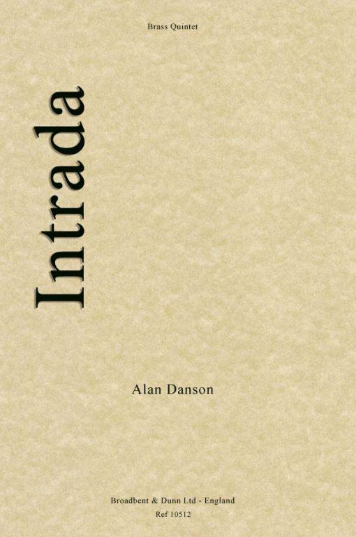 Alan Danson - Intrada (Brass Quintet)
