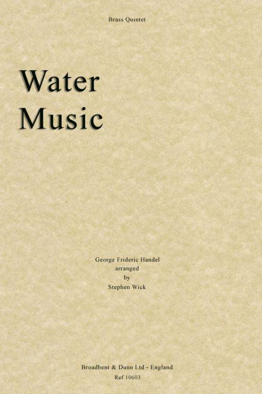 Handel - Water Music (Brass Quintet)