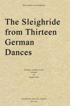 Mozart - The Sleighride from Thirteen German Dances