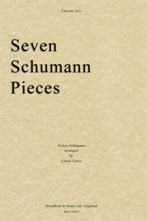 Schumann - Seven Schumann Pieces from The Album for the Young