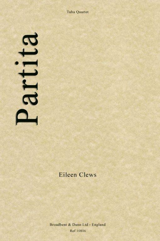 Eileen Clews - Partita (Tuba Quartet)
