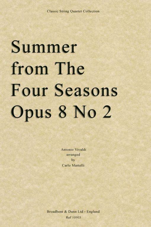 Vivaldi - Summer from The Four Seasons
