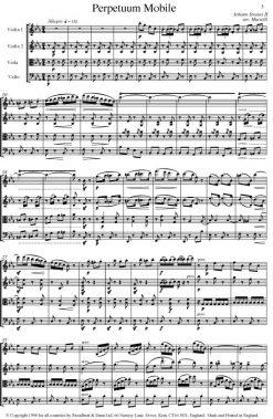 Strauss II - Perpetuum Mobile