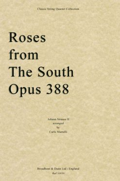 Strauss II - Roses from The South