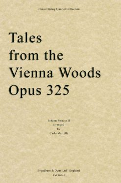 Strauss II - Tales from the Vienna Woods