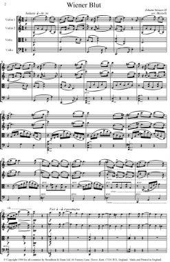 Strauss II - Wiener Blut