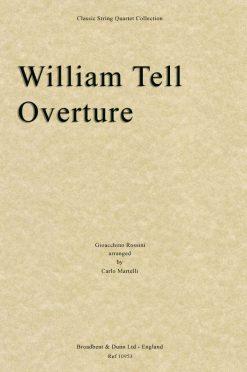 Rossini - William Tell Overture (String Quartet Score)