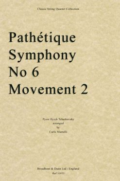 Tchaikovsky - Pathétique Symphony No. 6 Movement 2