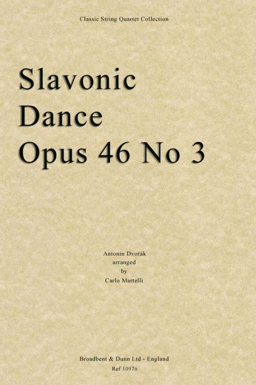 Dvorák - Slavonic Dance