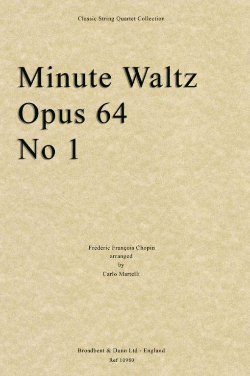 Chopin - Minute Waltz