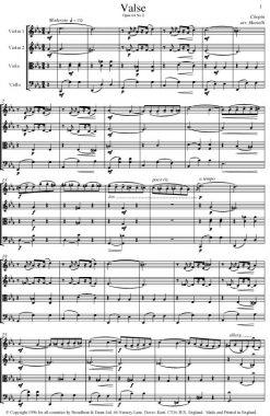 Chopin - Valse