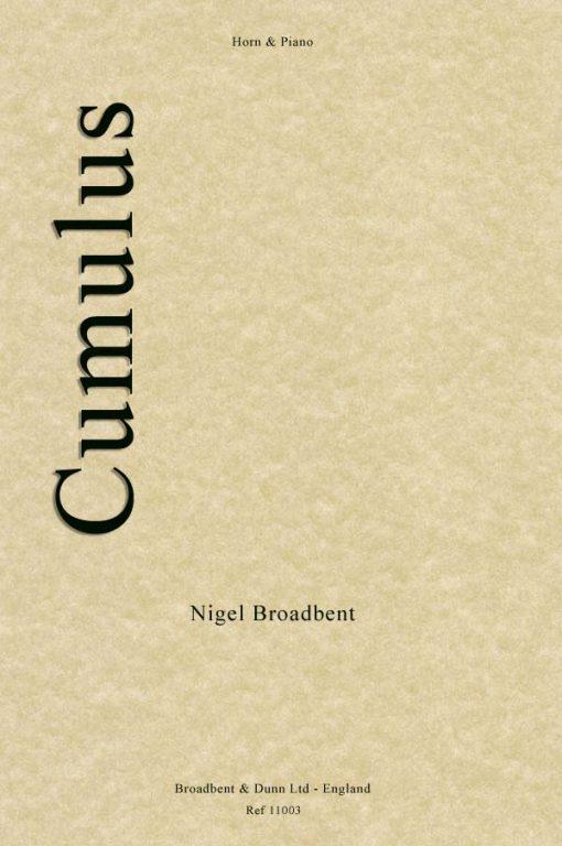 Nigel Broadbent - Cumulus (Horn & Piano)