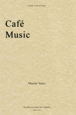Martin Yates - Café Music (Violin