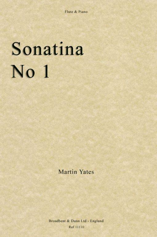 Martin Yates - Sonatina No. 1 (Flute & Piano)