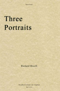 Richard Bissill - Three Portraits (Horn Octet)