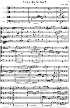 Richard Arnell - String Quartet No. 2