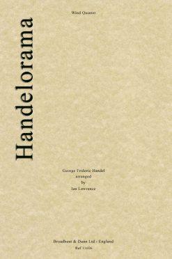 Handel - Handelorama (Wind Quintet)