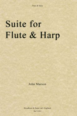 John Marson - Suite for Flute and Harp