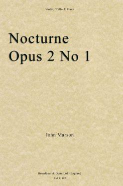John Marson - Nocturne