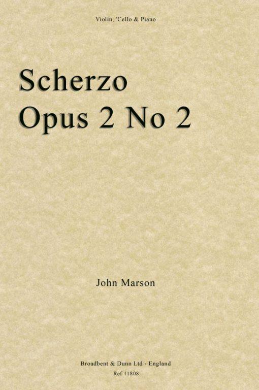 John Marson - Scherzo