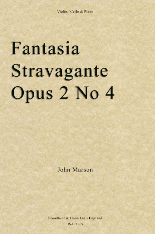 John Marson - Fantasia Stravagante