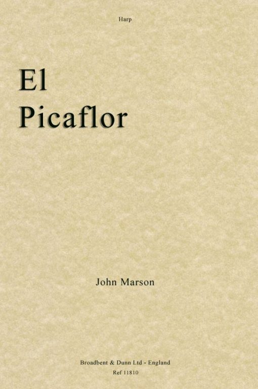 John Marson - El Picaflor (Harp)