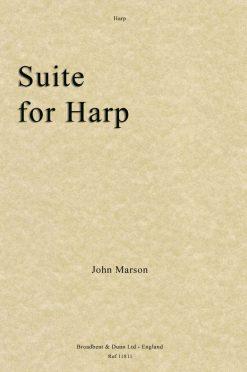 John Marson - Suite for Harp