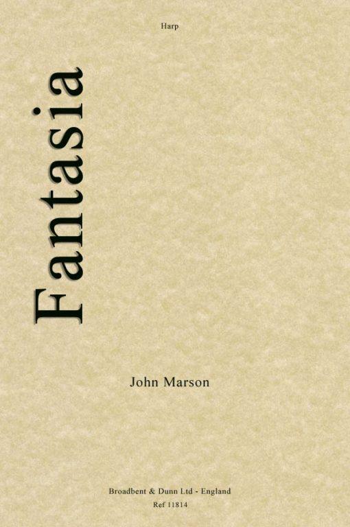 John Marson - Fantasia (Harp)