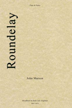 John Marson - Roundelay (Flute & Piano)