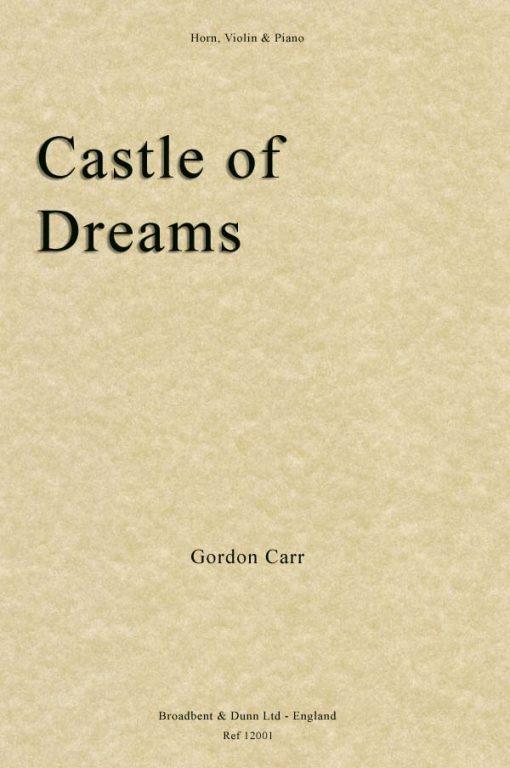 Gordon Carr - Castle of Dreams (Horn