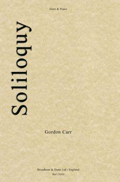Gordon Carr - Soliloquy (Horn & Piano)