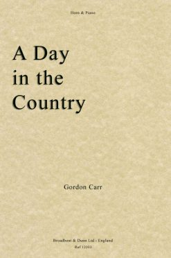 Gordon Carr - A Day in the Country (Horn & Piano)