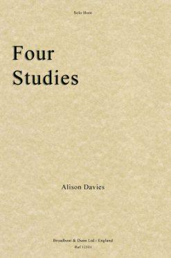 Alison Davies - Four Studies (Solo Horn)