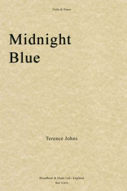 Terence Johns - Midnight Blue (Viola & Piano)