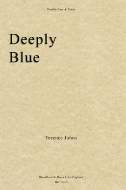 Terence Johns - Deeply Blue (Double Bass & Piano)
