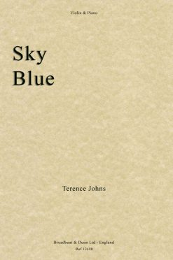 Terence Johns - Sky Blue (Violin & Piano)