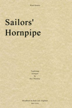 Traditional - Sailors' Hornpipe (Wind Quintet)