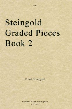Steingold - Steingold Graded Pieces Book 2 (Piano)