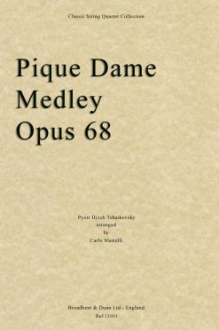 Tchaikovsky - Pique Dame Medley