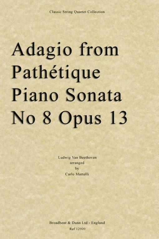 Beethoven - Adagio from Pathétique Piano Sonata No. 8