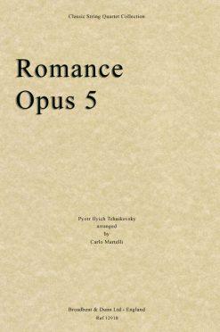 Tchaikovsky - Romance